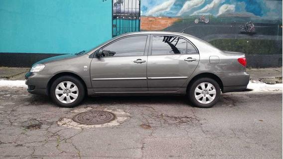 Corolla 2008 1.8 16v Xei Flex Aut. 5p - 75.000km Rodados