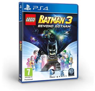 Lego Batman Beyond Gotham Ps4 Fisico - Power Play