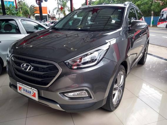 Hyundai Ix35 2.0 16v Flex 4p Automático Sem Entrada Uber