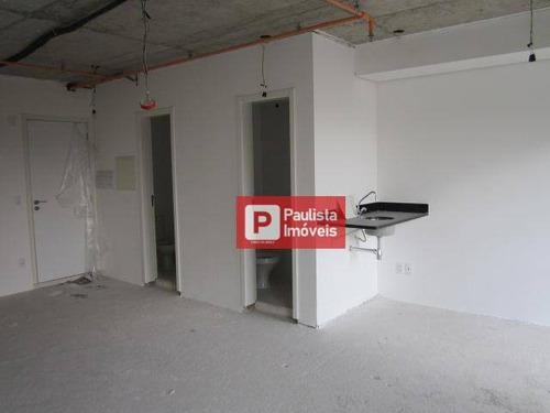Sala, 45 M² - Venda Por R$ 382.500,00 Ou Aluguel Por R$ 1.300,00/mês - Chácara Santo Antônio (zona Sul) - São Paulo/sp - Sa0318