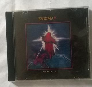 Enigma Mcmxc A.d Cd Original S3