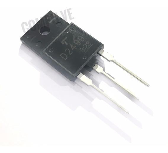 D2499 2sd2499 Transistor Horizontal Fairchild Original