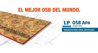 Placa Osb Mult-plac 8 Mm 1,22x2,44 Mts, Lp Arcomob