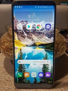 Lg G6 64 Gb Liberado Doble Cámara Android 9 Huella Digital