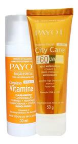 Payot Kit Revitalizante ( Vitamina C + Protetor Facial )