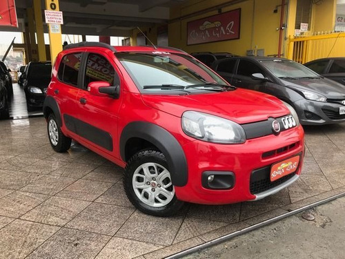 Fiat Uno Way 1.4 8v Flex, Gbp7160