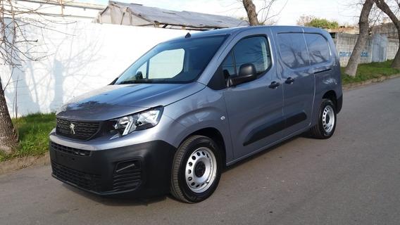 Peugeot Partner K9 Un Porton Lateral 3 Asientos