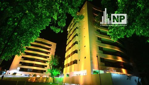 Apartamento Padrão À Venda Em Recife/pe - Gb07