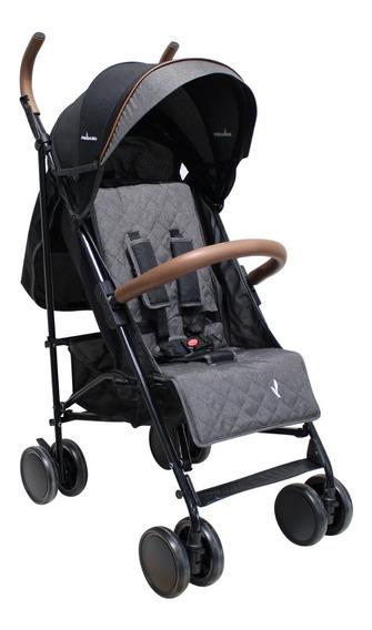 Cochecito Bebé Paraguita Premium Baby Kinectic Cuero