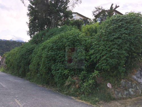 Terreno À Venda, 700 M² Por R$ 250.000,00 - Jardim Cascata - Teresópolis/rj - Te0167
