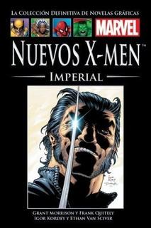 Marvel Salvat Vol.34 - Nuevos X-men Imperial - Sellado