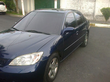 Vendo Honda Civic 2005 Ex-negociable