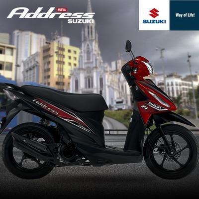 Suzuki Address 115