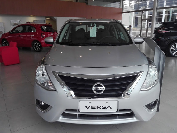 Nissan Versa Advance Automatico Cadenero (my20)
