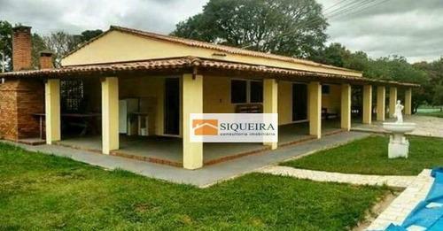 Chácara Residencial À Venda, Campo Do Meio, Araçoiaba Da Serra. - Ch0010
