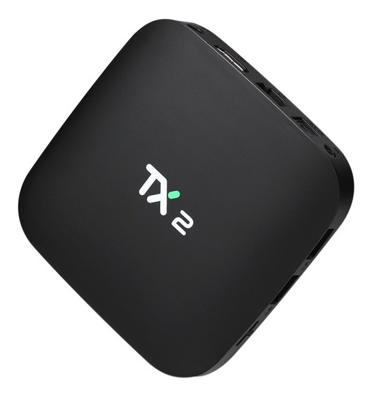 Netflix Youtube 2gb Ram 16gb Tv Box Tx2 Conversor Inteligent