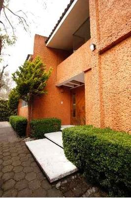 Casa En Renta Condominio Horizontal Pegada A Bosque