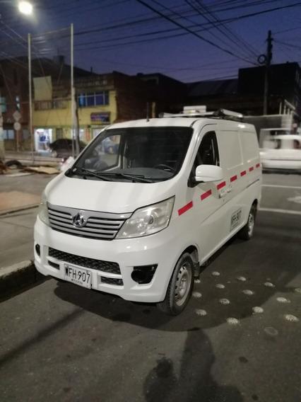 Van Cargo Changan 2015 1200 C.c. Gas
