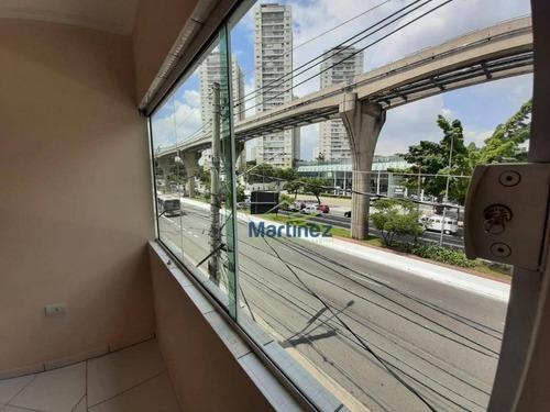 Casa Com 1 Dormitório Para Alugar, 32 M² Por R$ 1.300,00/mês - Vila Prudente (zona Leste) - São Paulo/sp - Ca0435