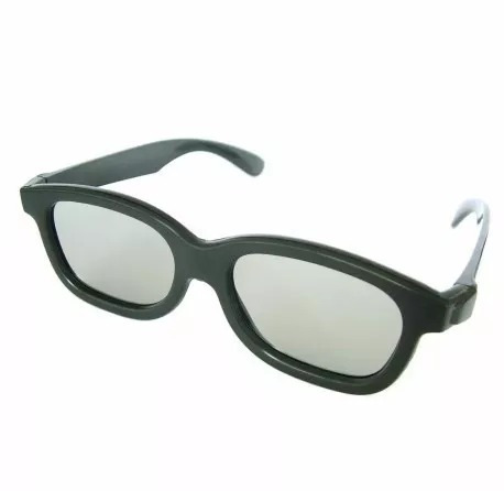 Óculos Glasses Philips Passivo 317ga3dg022plr Preto 3d The House