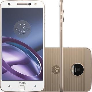 Smartphone Motorola Moto Z Xt1650-03 Com Snap Tv E Bateria
