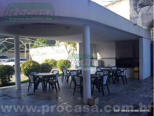 Imagem 1 de 9 de Apartamento Com 3 Dormitórios À Venda, 110 M² Por R$ 380.000,00 - Adrianópolis - Manaus/am - Ap0867