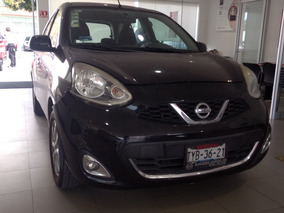 Nissan March Advance Navi