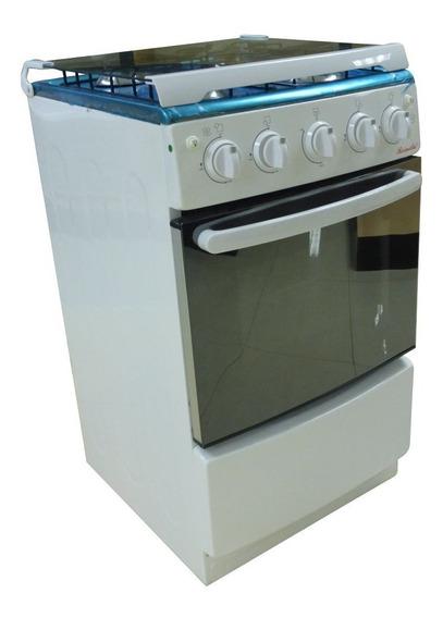Cocina Gas 4 Hornilla T/v Enc.electrico