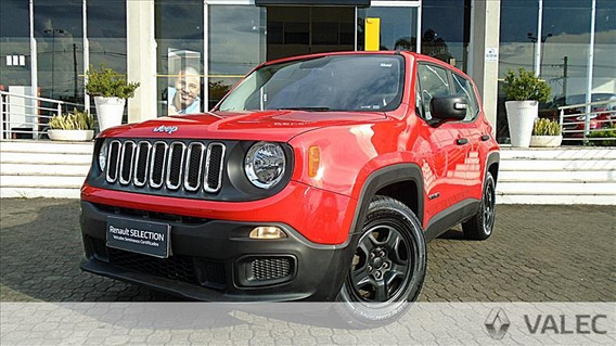 Jeep Renegade 1.8 16v Flex Manual