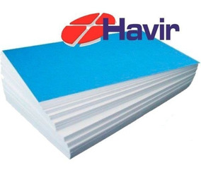 Papel Havir Sublimatico A3 Fundo Azul 250 Fol