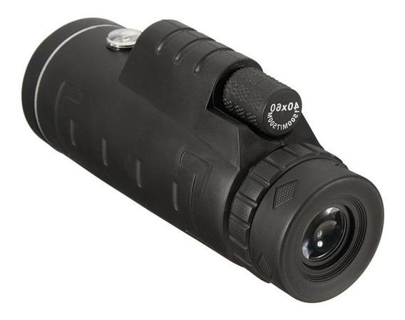 40x60 Hd Monocular Telescópio Noite Visão Caminhadas Ao Ar