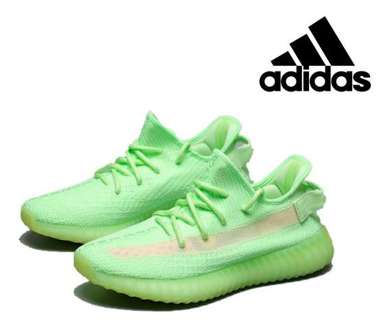 Tênis adidas Yeezy Boost 350 Sply V2 Importado Eua Promoçao