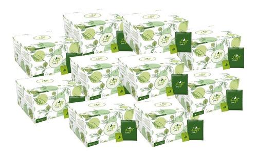 Kit 10 Caixas Lift Chá Detox Emagrecedor Original - Promoção