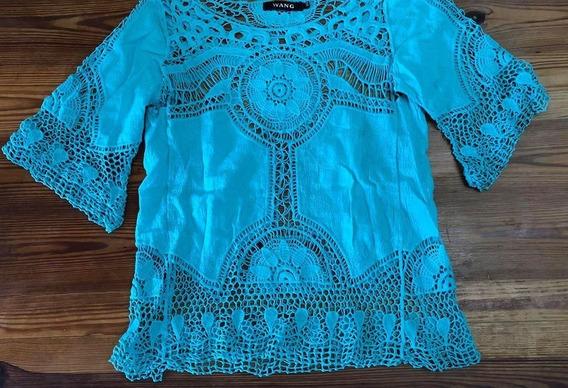 Camisa Calada Importada Hippie Chic