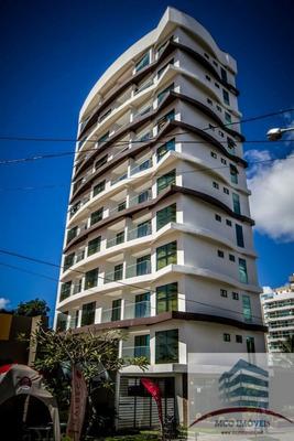 Flat Mobiliado Para Aluguel Premium Flat Brisa Calma, Ponta Negra