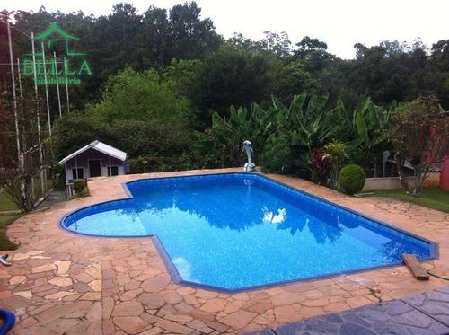 Chácara Com 3 Dormitórios À Venda, 3000 M² Por R$ 500.000 - Jardim Dos Lagos - Franco Da Rocha/sp - Ch0035