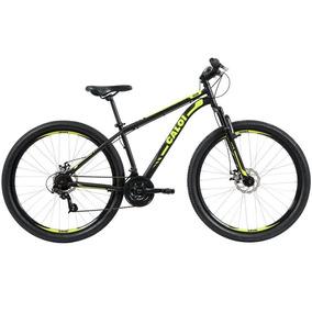 Bicicleta Aro 29 Caloi 21 Marchas Freio À Disco