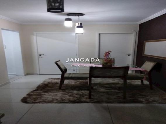 Cobertura Com 04 Dormitorios No Cond. Camburi - 11617