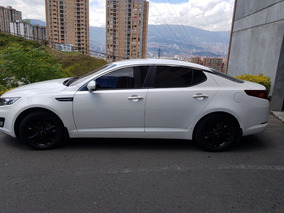 Kia Optima Ex Motor 2000 Año 2014 Excelente Estado.