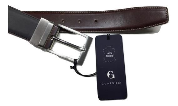 Cinturon Cuero Reversible