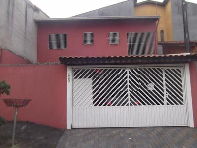 Sobrado Residencial À Venda, Parque Das Nações, Santo André - So15670. - So15670