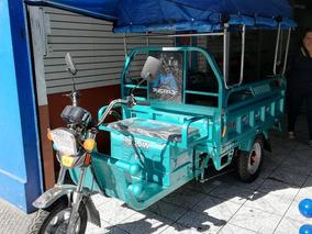 7918bd1b337 Triciclos Eléctricos Nuevos Con Garantía, Homologados Mtt · $ 690.000