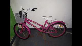 Bicicleta Dama De Paseo