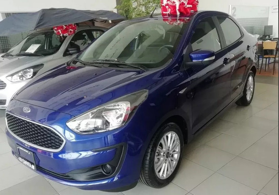 Ford Figo Energy Tm Azul 2020