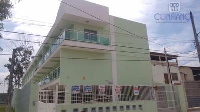 Apartamento Residencial À Venda, Campo Grande, Rio De Janeiro. - Ap0607