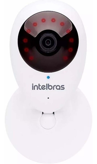 Câmera Intelbras Mibo Wifi Hd 720p Ic3 Segurança Micro-sd