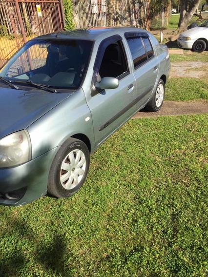Renault Clio 1.6 16v Expression Hi-flex 5p 2008