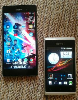 Combo Sony Xperia Z3 Y E