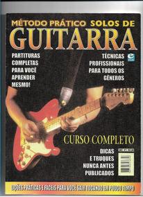 Método Solo De Guitarra 1 Revista 82 Páginas