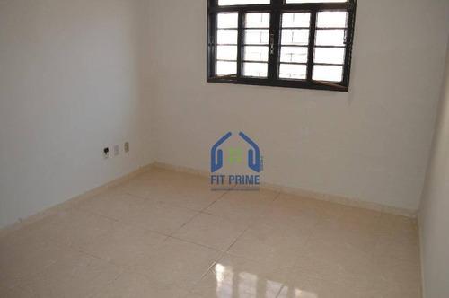 Casa Com 3 Dormitórios À Venda, 308 M² Por R$ 450.000 - Jardim Paulista - São José Do Rio Preto/sp - Ca1833